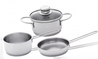 Набор Fissler Snack set, 3 предмета